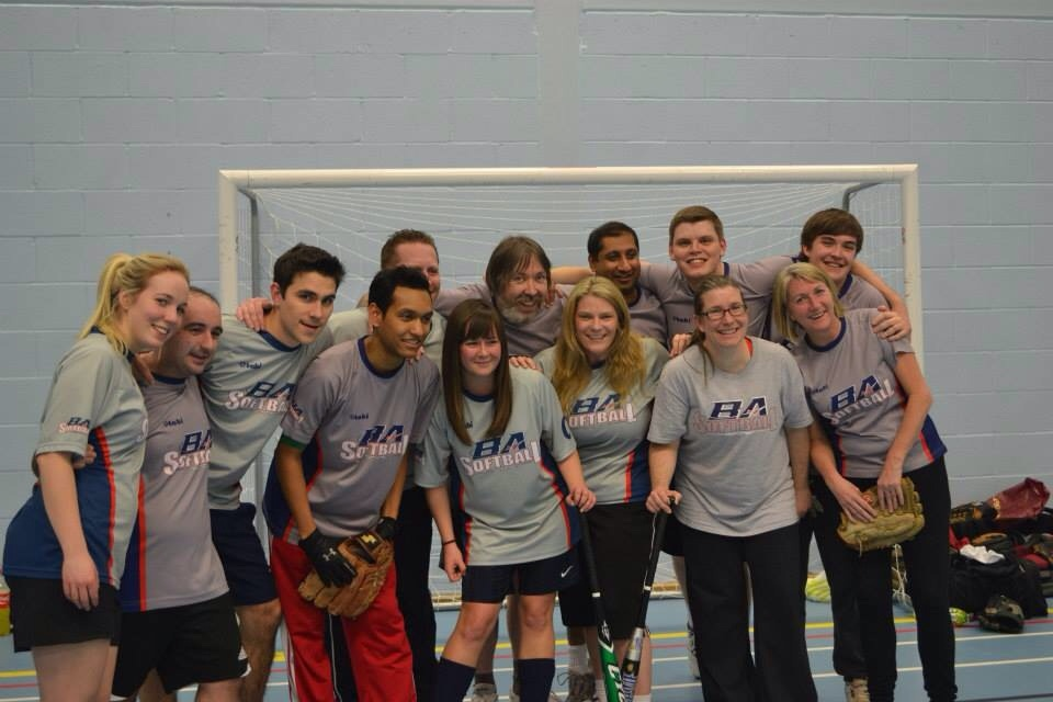 BA Indoor Team